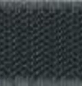 Velcro zwart 2 cm breed, naaibaar, haakjes