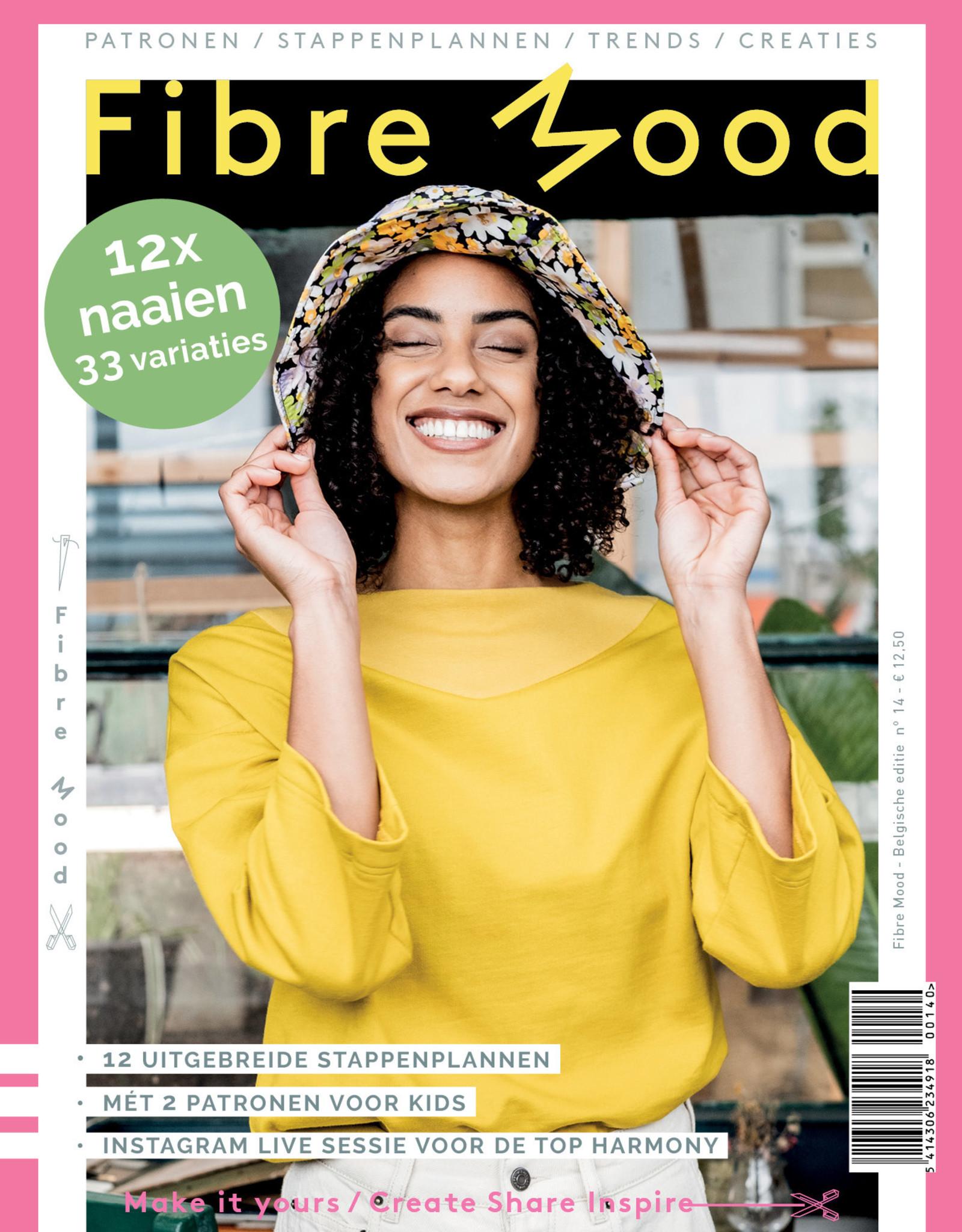 Fibre Mood Fibre Mood magazine editie 14