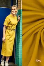 Fibre Mood Fibre Mood editie 14 Knit jogging brush at back Golden Palm Joy + Vera