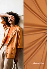 Fibre Mood Fibre Mood editie 14 Woven bamboo/gerycleerd polyester Amandel Noelle