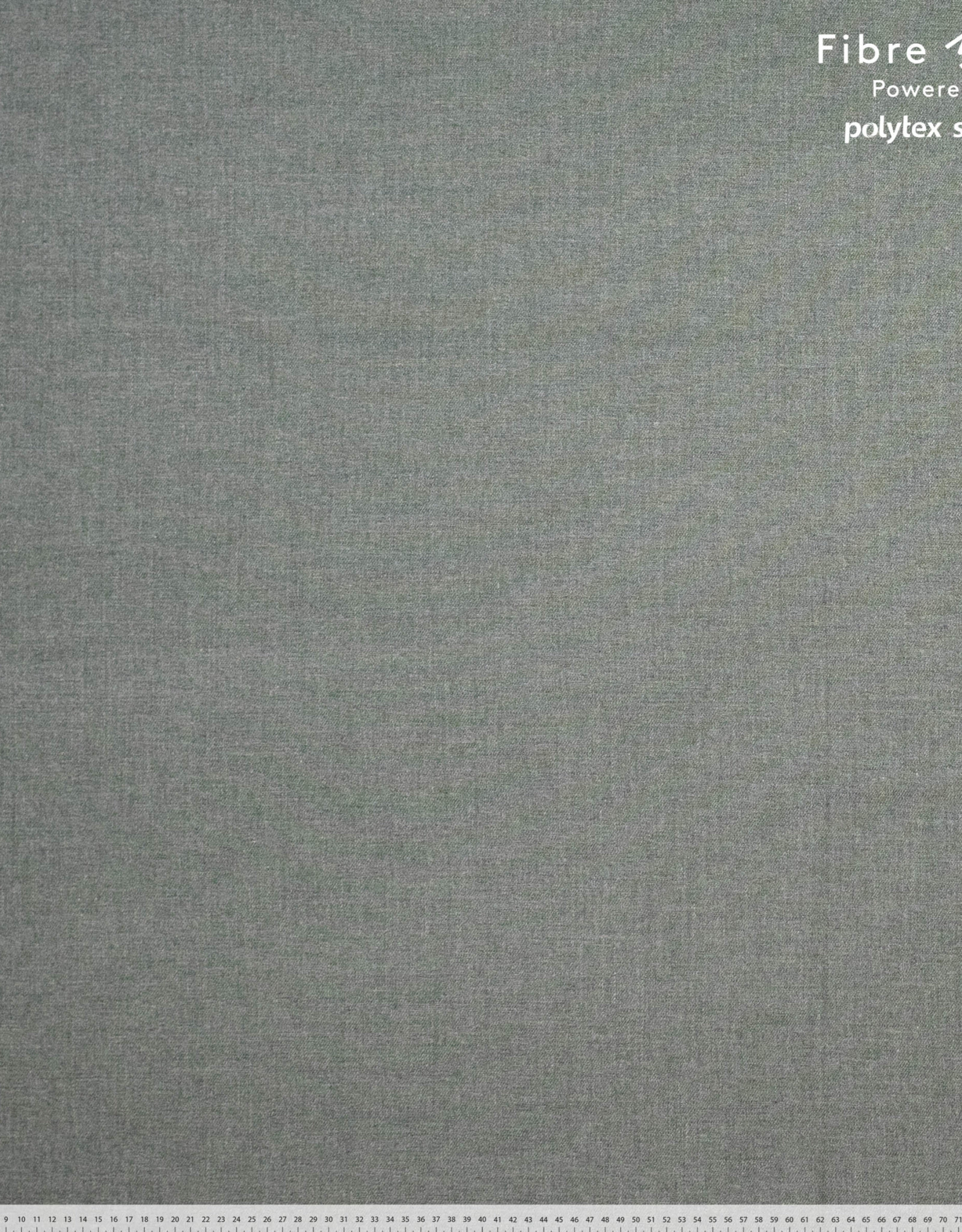 Fibre Mood Fibre Mood ed 14 Woven bamboo/gerycleerd polyester Oud Groen Noelle