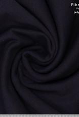 Fibre Mood Fibre Mood ed 14 Woven bamboo/gerycleerd polyester  Zwart Noelle