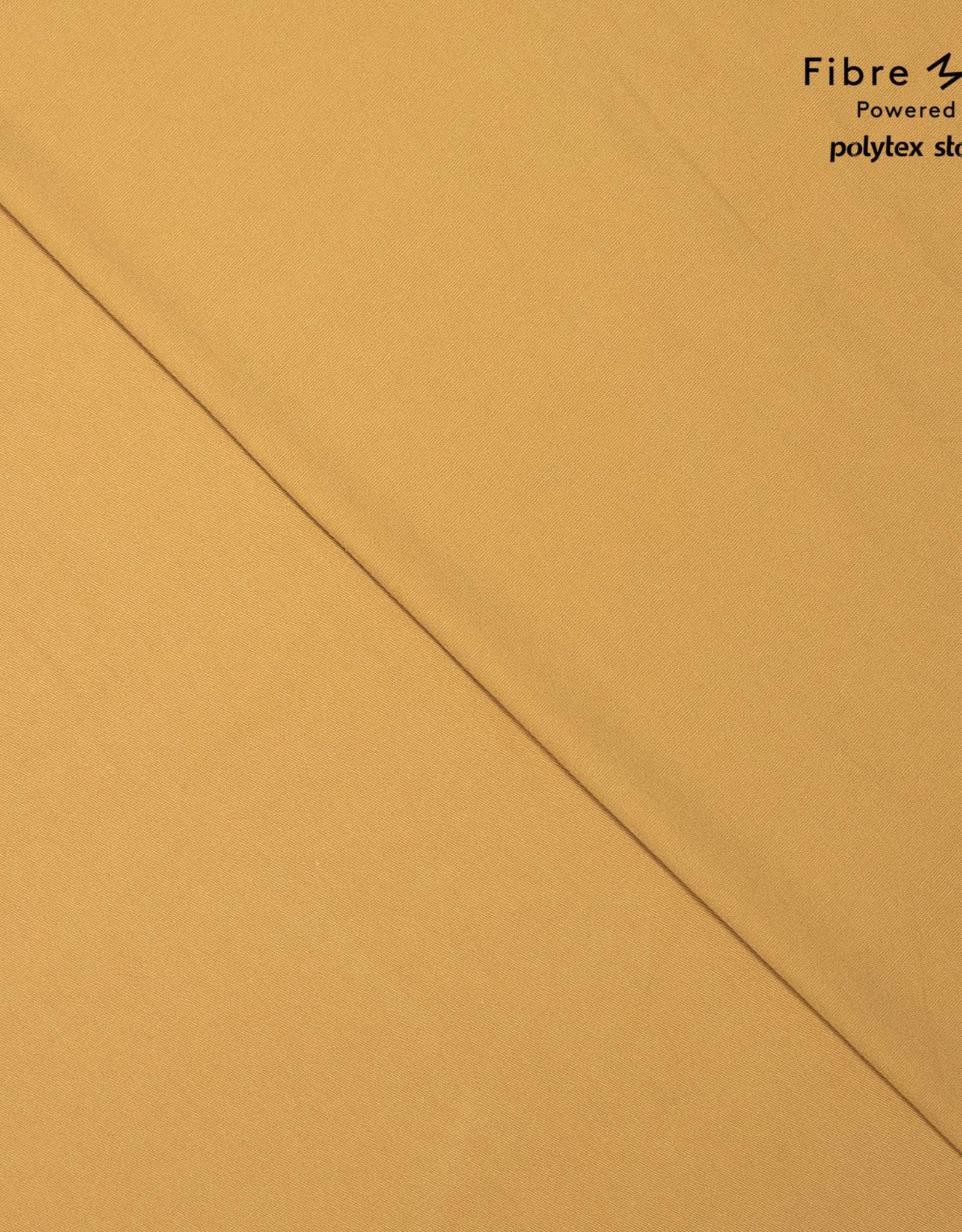 Fibre Mood Fibre Mood editie 14 Woven Denim elastisch Lime Yellow noelle + maya