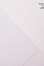 Fibre Mood Fibre Mood ed 14 Woven elastisch witte achtergrond met zwarte ster 2mm Danna