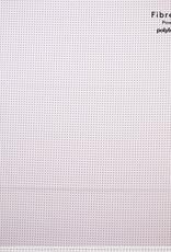 Fibre Mood Fibre Mood editie 14 Woven elastisch witte achtergrond met zwarte ster 2mm Danna