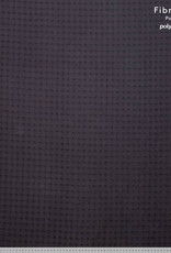 Fibre Mood Fibre Mood editie 14 Woven Katoen broderie zwart Grace + Rosa