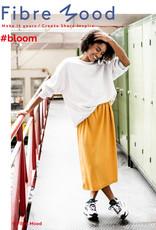 Fibre Mood Fibre Mood editie 14 Woven tencel plain Narcis Bloom