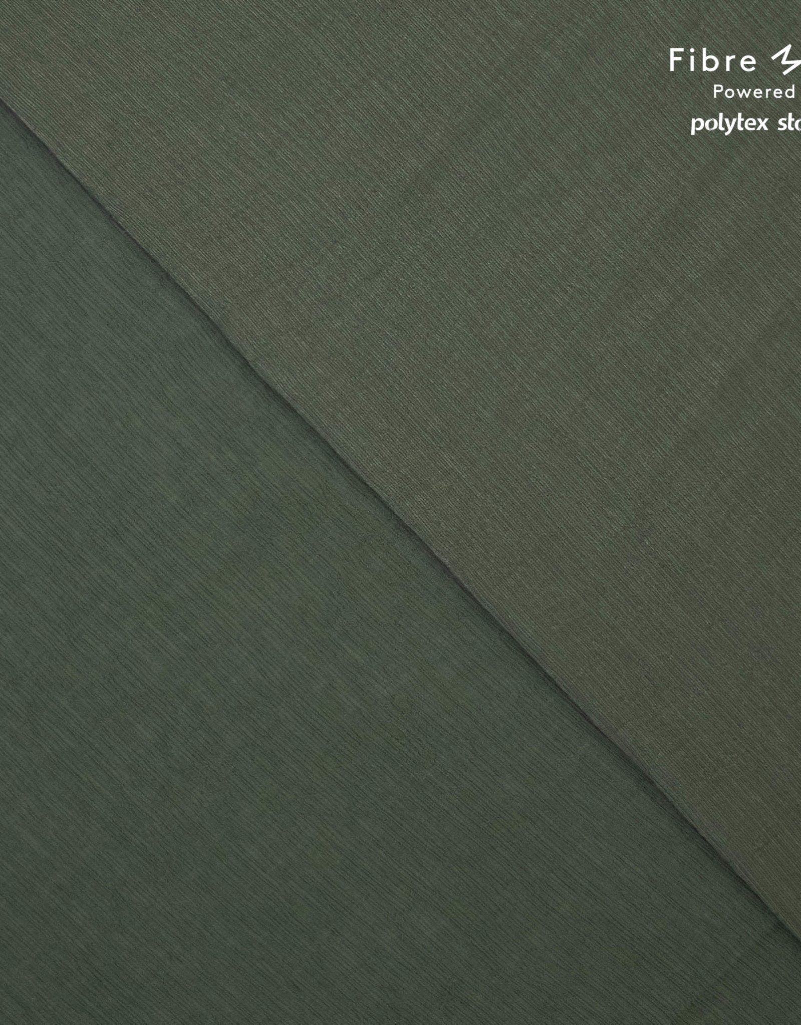 Fibre Mood Fibre Mood editie 14 Woven viscose Pleated groen  Fiona