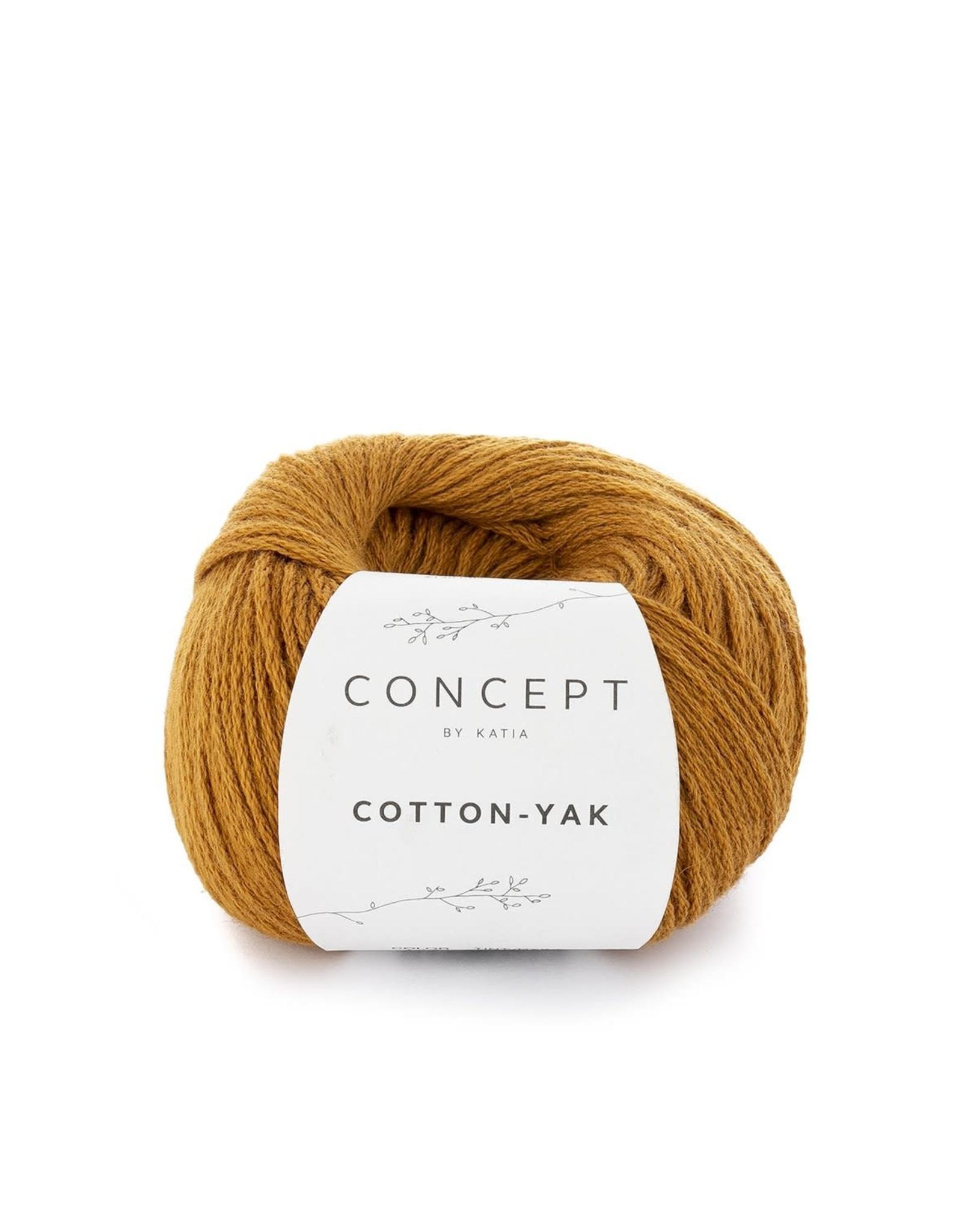 Katia Katia Cotton-yak 106 Oker