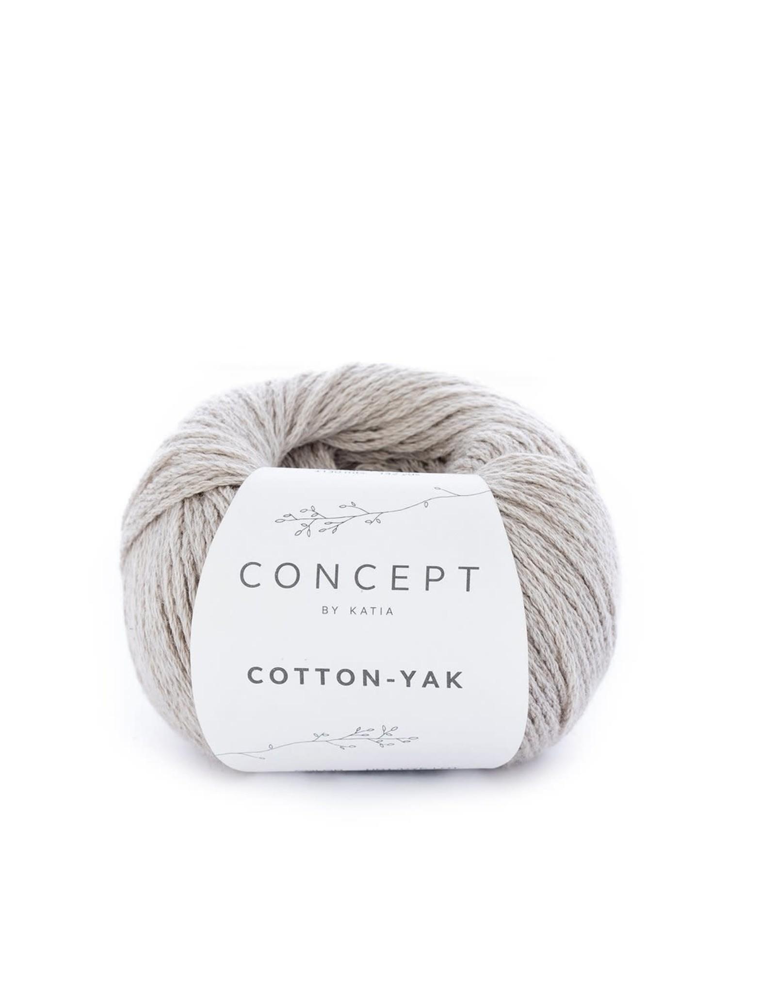 Katia Katia Cotton-yak 100 beige