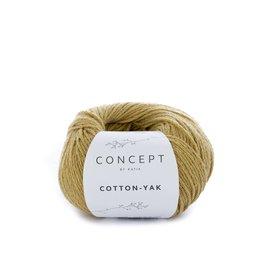Katia Katia Cotton-yak 118 Mosterdgeel
