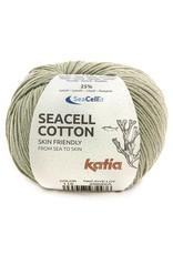 Katia Katia seacell- cotton  115 - Mintgroen