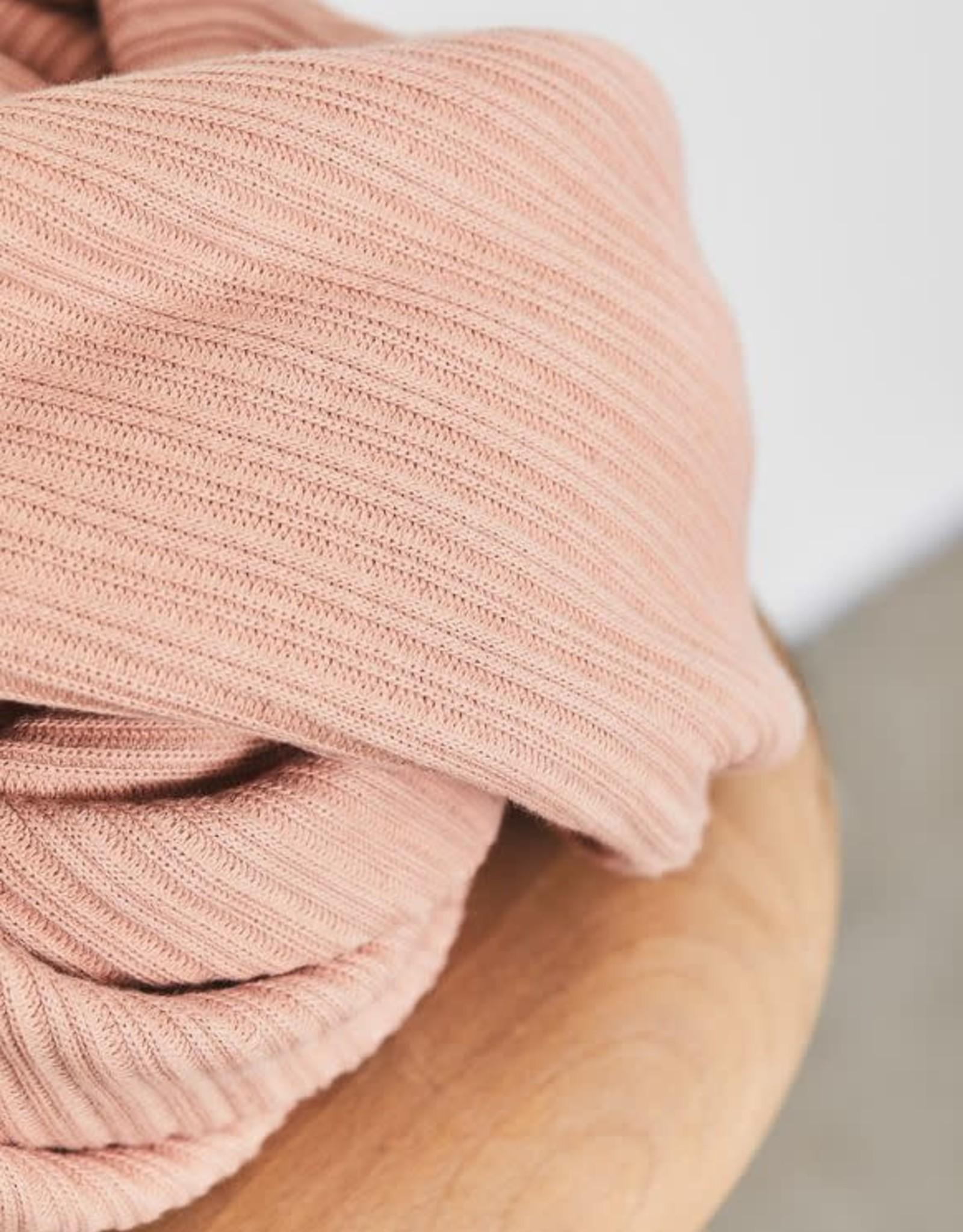 Mind The Maker Mind The maker Selanik Knit rose