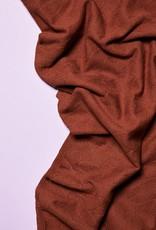 Mind The Maker Mind The Maker Organic Leaf Jacquard Sienna