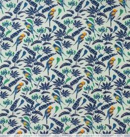 Polytex Polytex Jersey Bamboo papegaai munt
