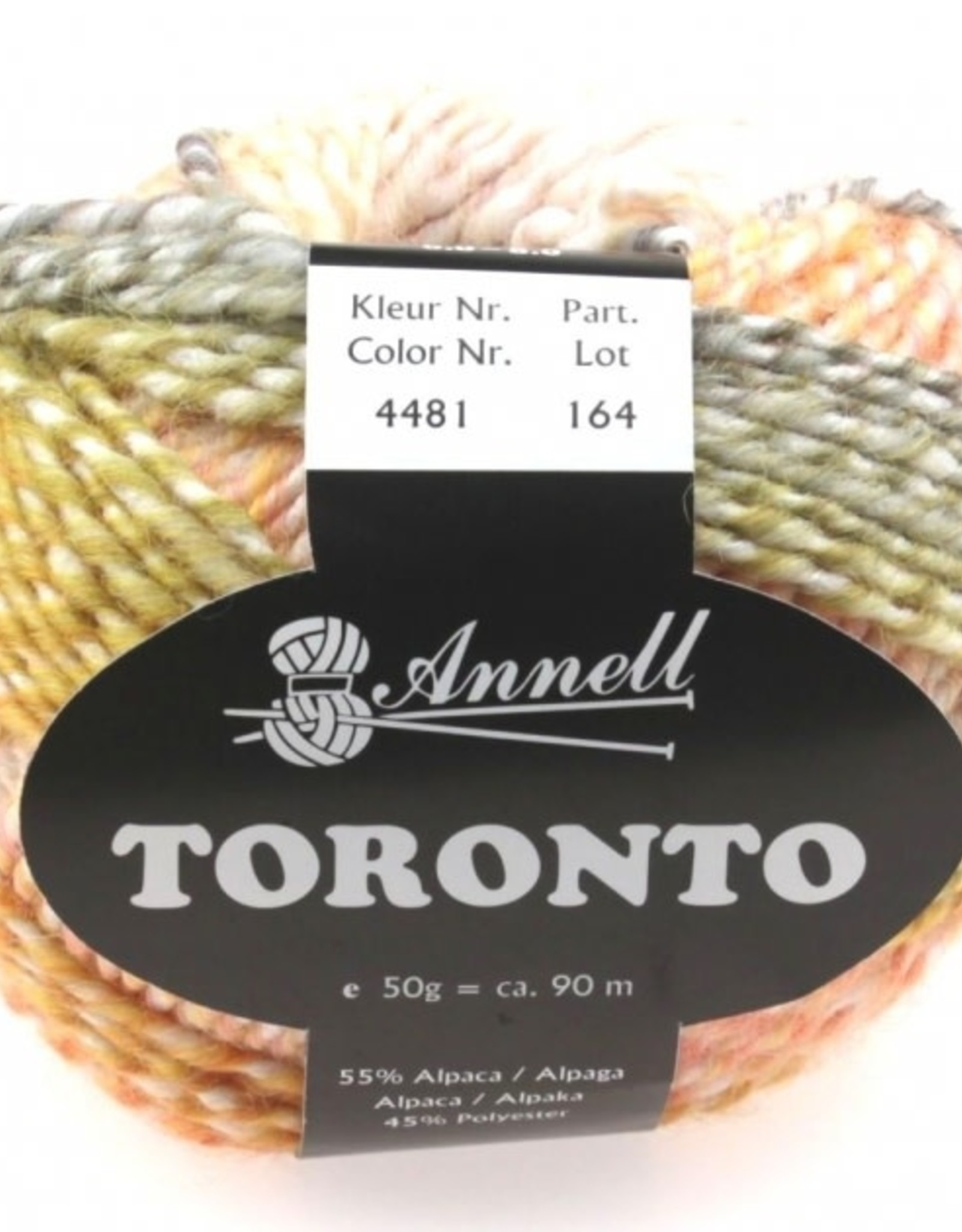 Annell Annell Toronto 4481