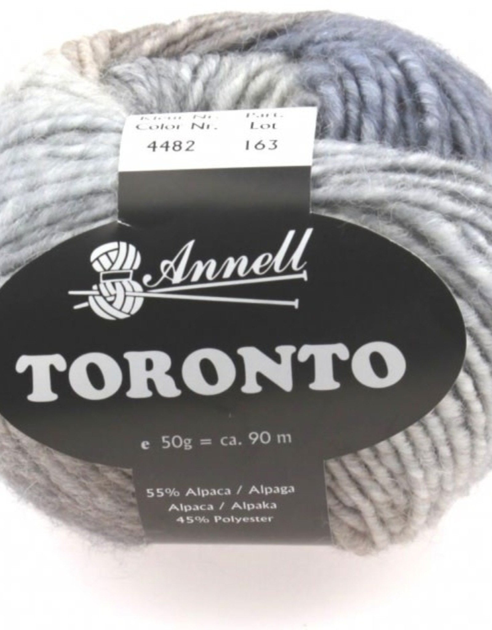 Annell Annell Toronto 4482
