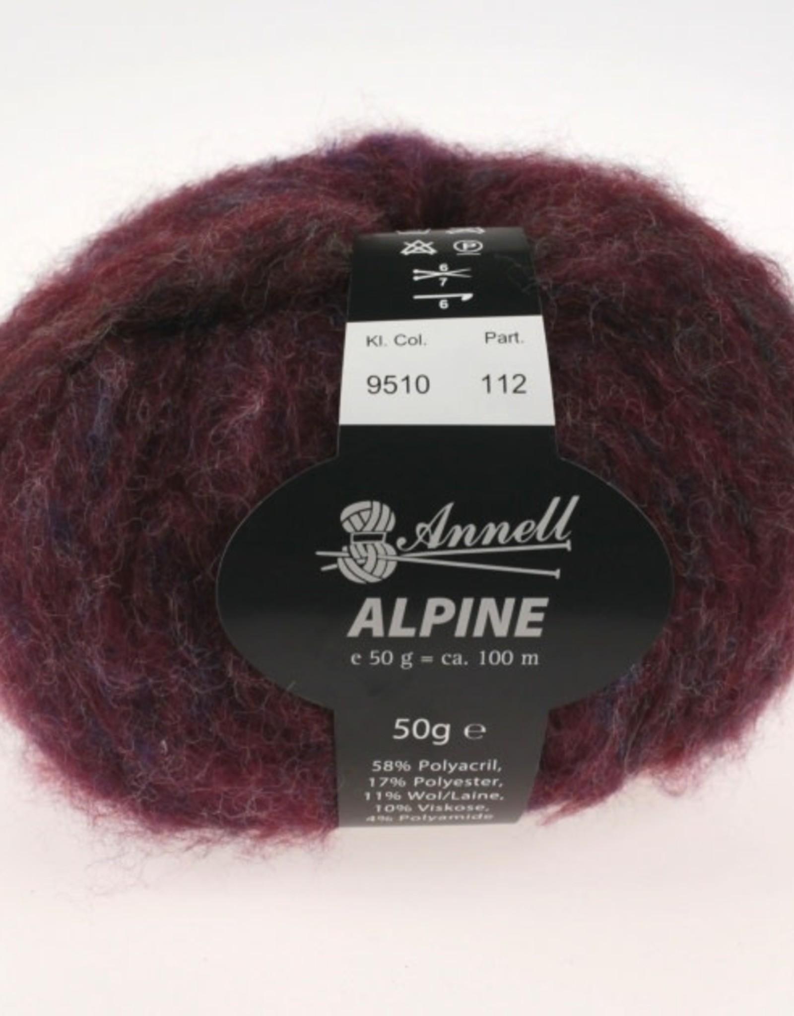 Annell Annell Alpine 9510