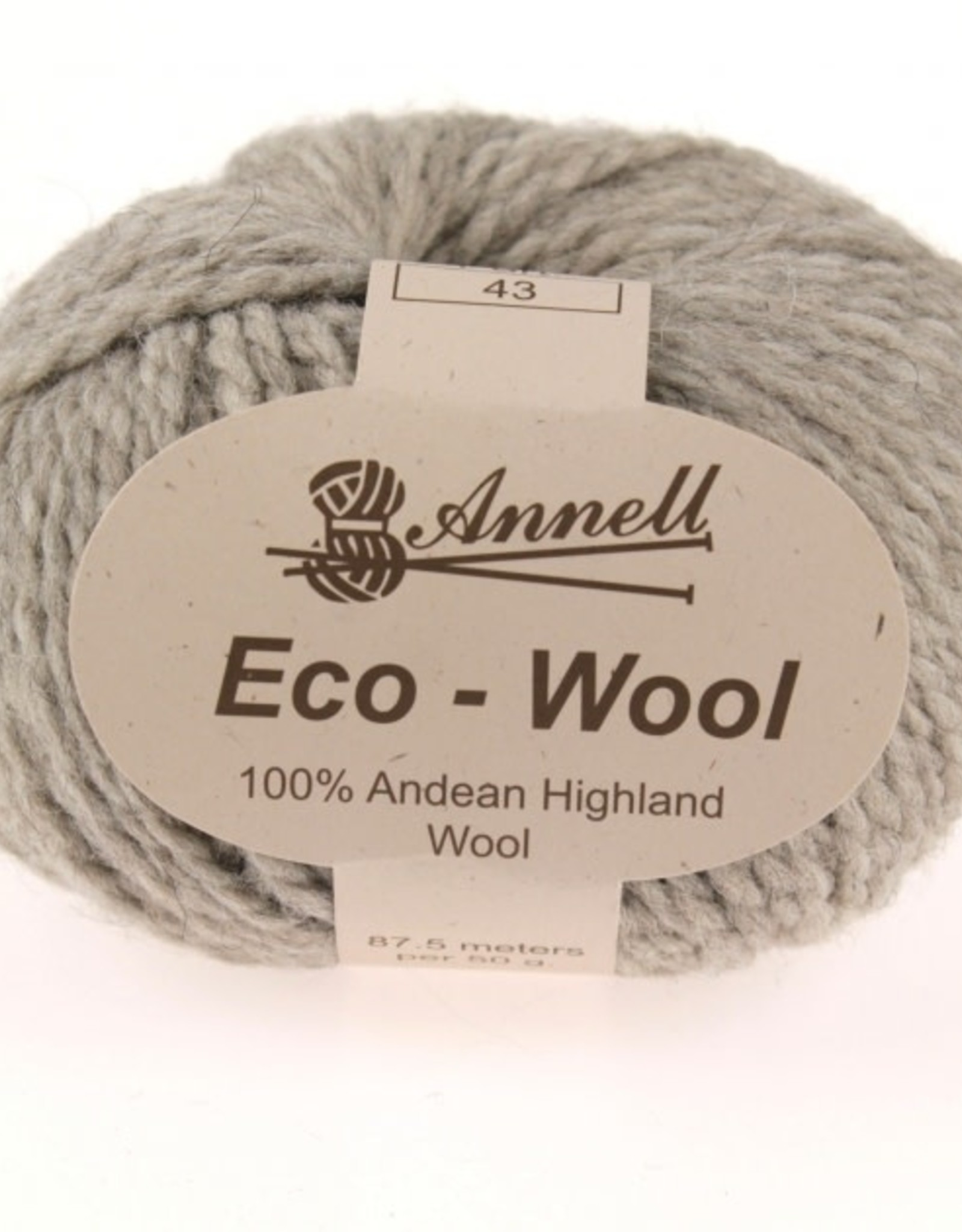 Annell Annell eco-wool 556
