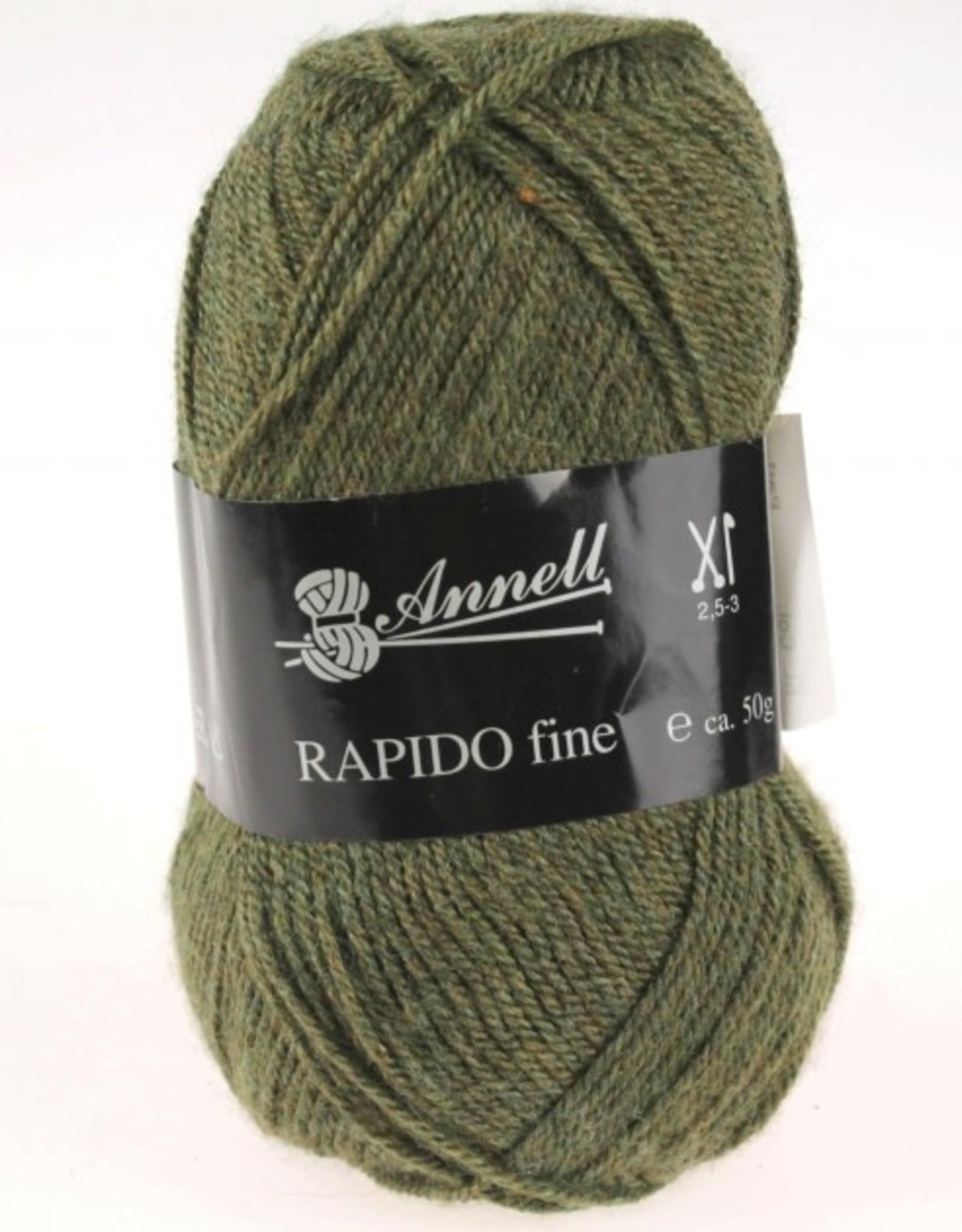 Annell Annell rapido fine 8349