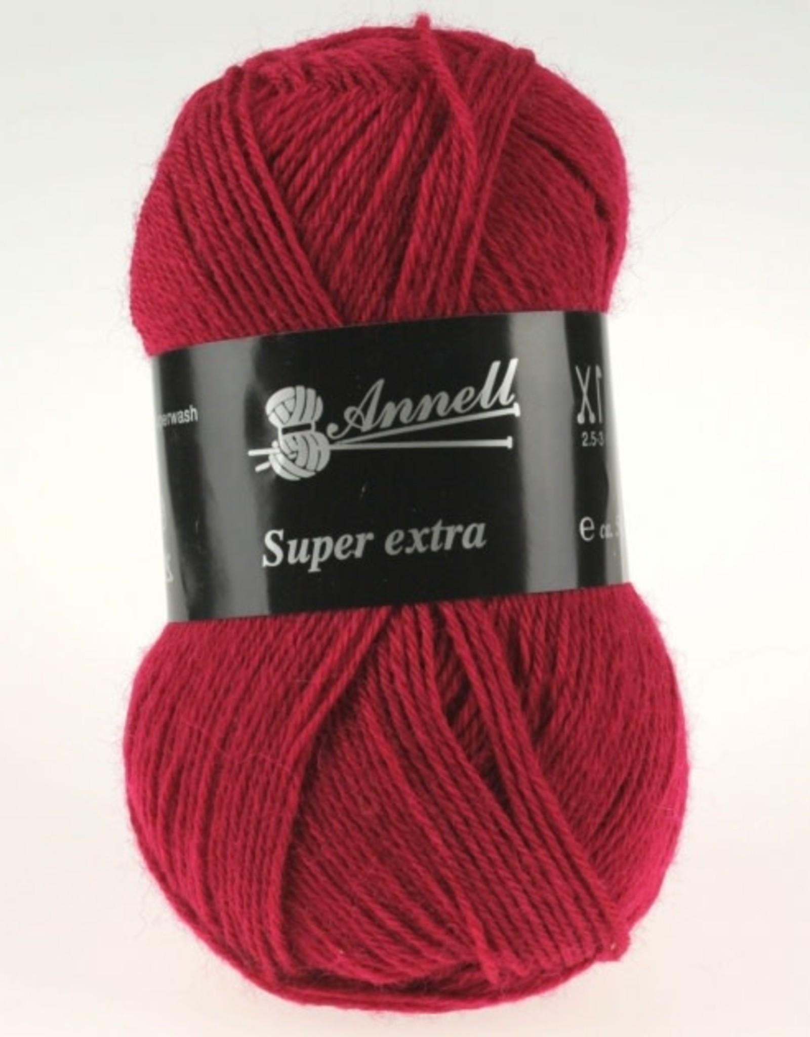 Annell Annell Super Extra Kleur 2013