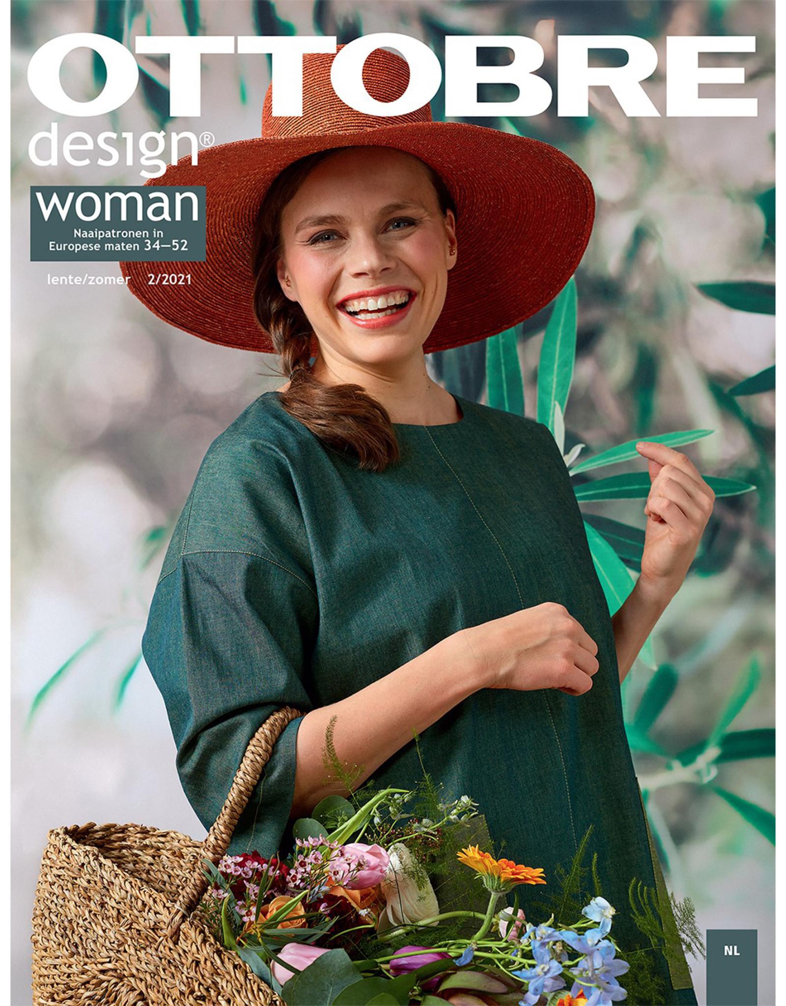 Ottobre Ottobre magazine vrouwen lente 2/2021