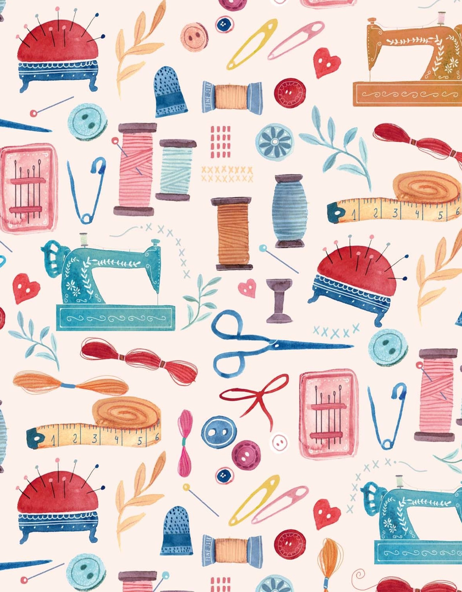 Katia Katia Fabrics Canvas Slim naaimaterialen