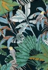 See You At Six See you at six Gabardine Twill- katoen canvas Jungle Green Gables