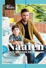 La Maison Victor Boek Naaien voor mannen en jongens NL
