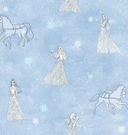 Katia Katia Fabrics katoen Snow Queen paw 120