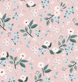 Katia Katia Fabrics sweat Cow Flowers S 17