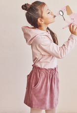 Katia Katia Fabrics Knit Corduroy Misty Rose KC203