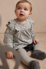 Katia Katia Fabrics French Terry Dots Glacier Grey