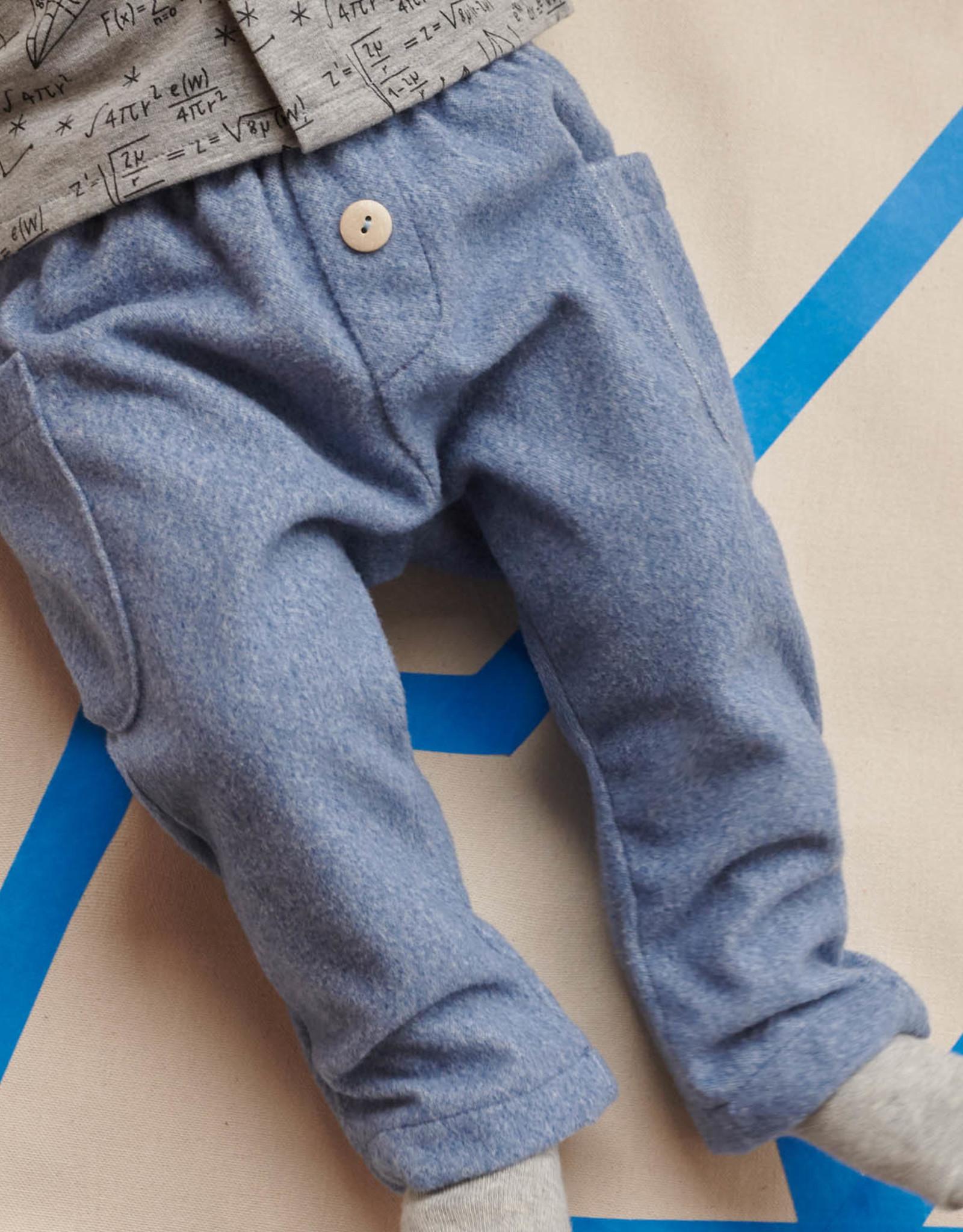 Katia Katia Fabrics Polar Fabric Jeans