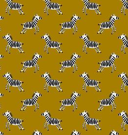 Poppy Poppy Soft sweat Happy Zebra GOTS