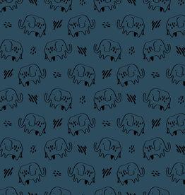 Poppy Poppy Soft sweat Elephant GOTS