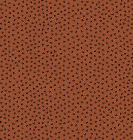 Poppy Poppy Katoensatijn stretch