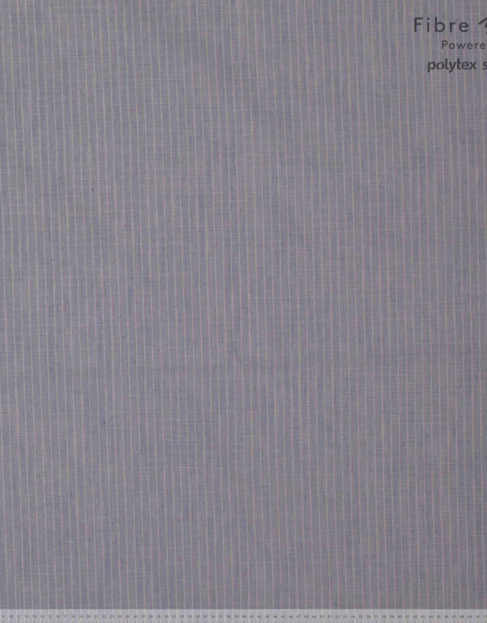Fibre Mood Fibre Mood editie 15 Katoen ckeck blauw (Dolly)
