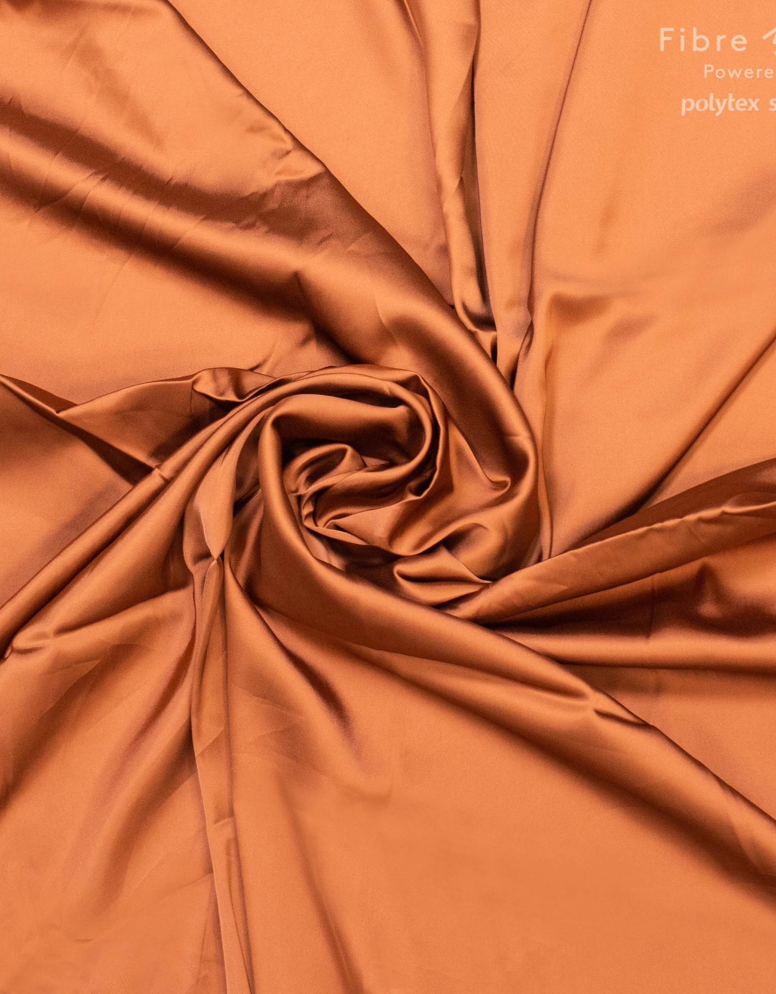 Fibre Mood Fibre Mood editie 15 satijn oranje/bruin (Pipa)