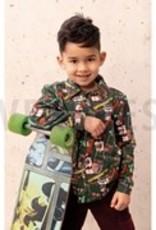 Poppy Poppy Soft sweat Skateboards GOTS