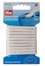 Prym Prym elastiek standaard 5 mm wit 5 m