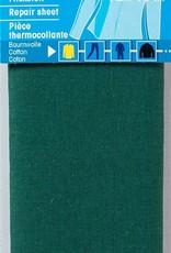 Prym Prym VERSTELSTUK Katoen OPSTRIJKB. 12x45cm  (p1st)  Groen