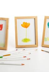 Workshop Winterschilderijtjes met aquarelpotloden 17 november