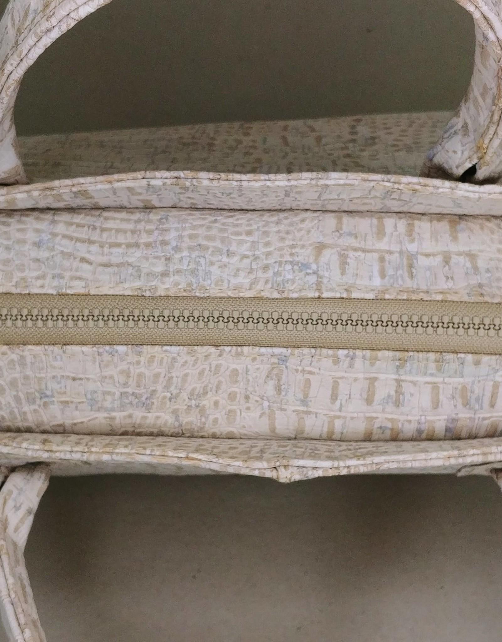 VanIls Workshop handtas (Hope) maken uit kurkleer of canvas