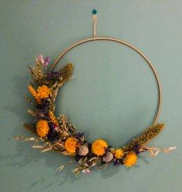 Workshop Flowerhoop maken 15 september