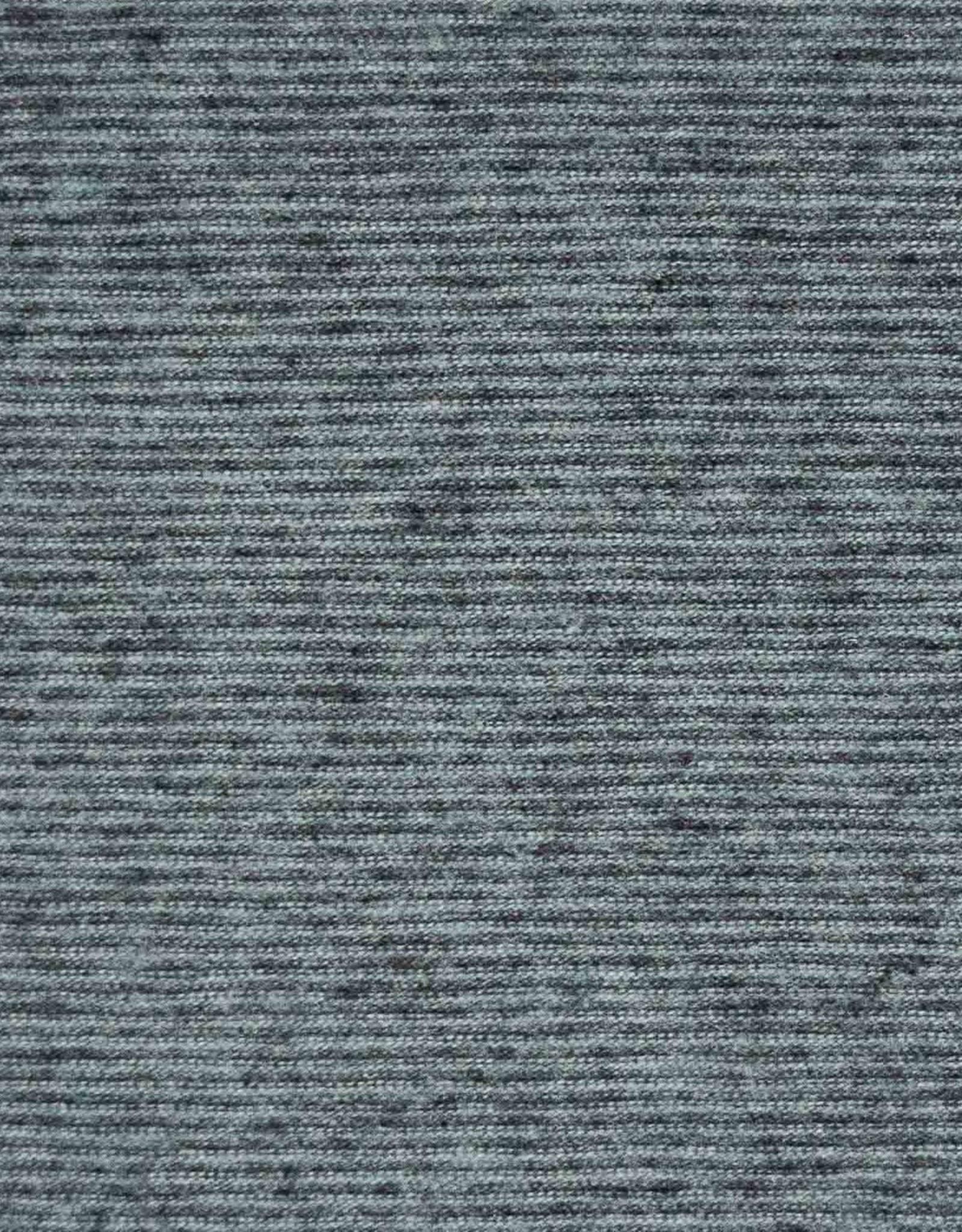 Katia Katia Fabrics Jersey multi stripes Aqua en antraciet