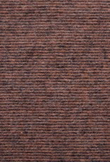Katia Katia Fabrics Jersey multi stripes Roest en antraciet