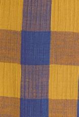 Katia Katia Fabrics Mousseline Vichy Mimosa en Lapis Blue