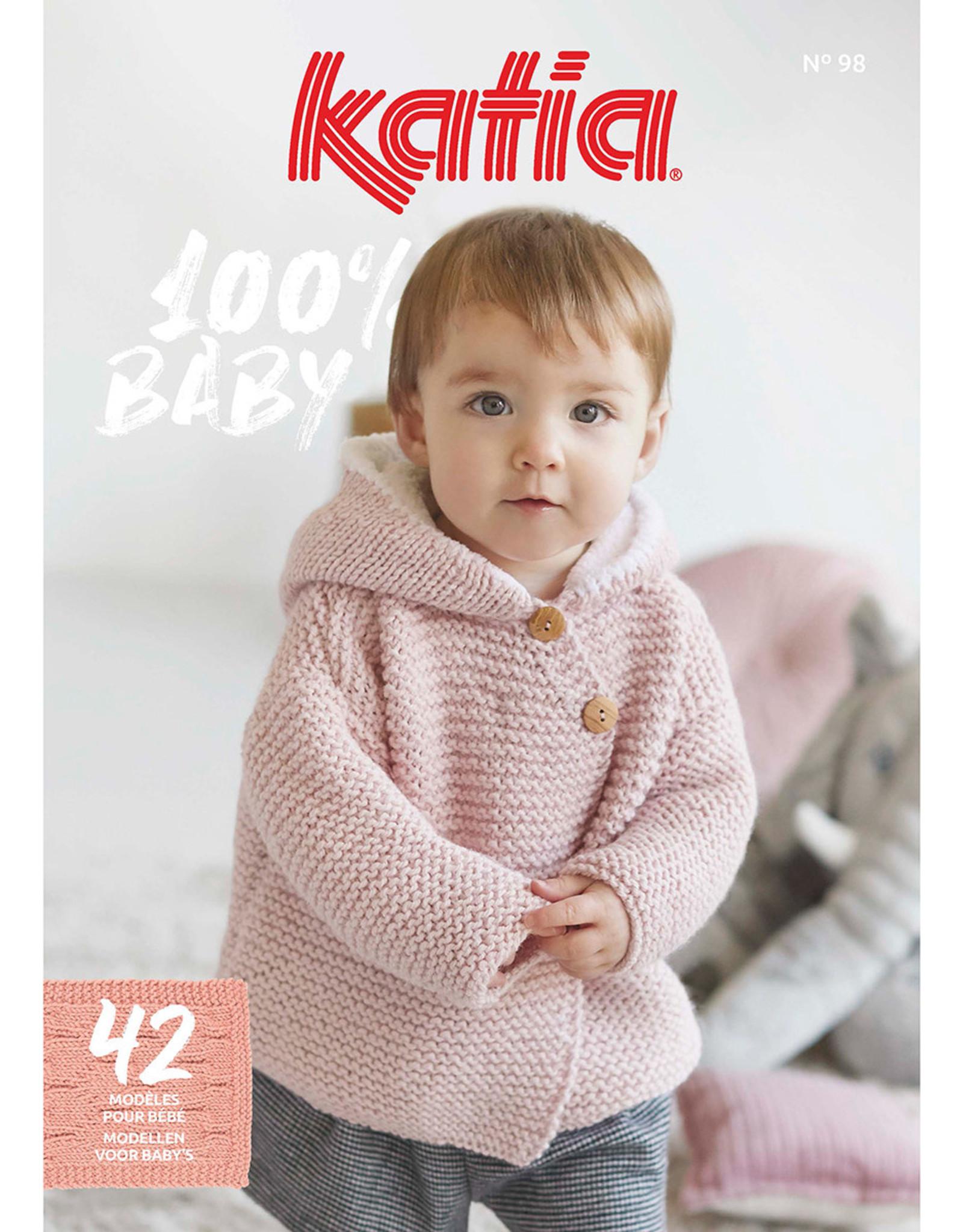 Katia Katia  breiboek baby 98
