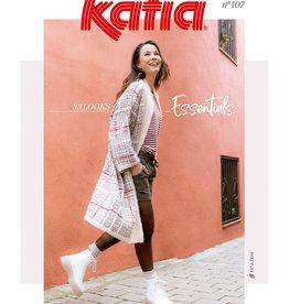 Katia Katia Breiboek dames Essentials 107